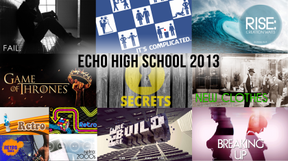 Echo Middle School 2013